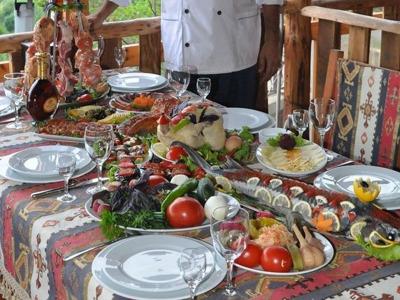 Лучший способ узнать армянскую кухню
