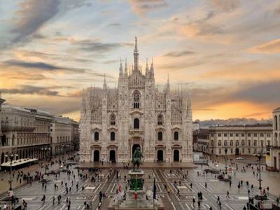 Весь Милан  — обзорная экскурсия