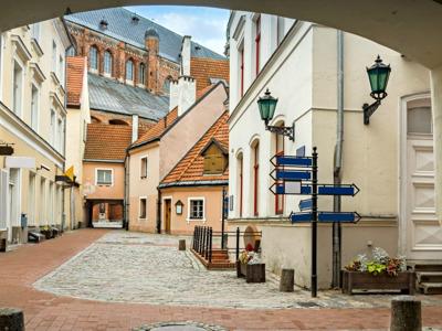 Сборная пешеходная экскурсия по Старому городу Риги