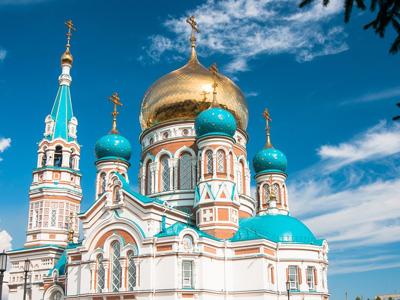 Прогулка по самым красивым местам города Омска