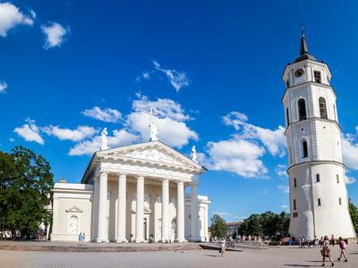 Тайны Вильнюсского кафедрального собора