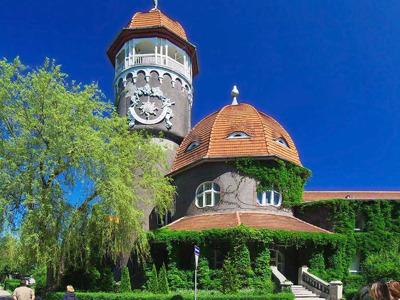 Светлогорск (Раушен): один день путешественника начала XX века
