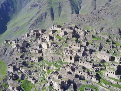 Индивидуальная поездка в аул-призрак Гамсутль