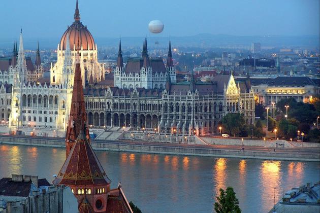 Выездная экскурсия в Будапешт