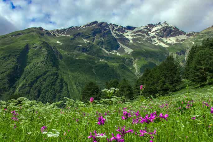 Джилы–су: место силы и красоты северного Приэльбрусья