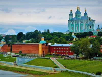 «Открывая Смоленск» — обзорная экскурсия по городу