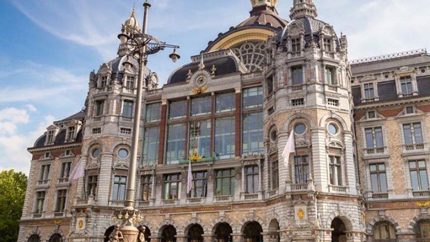 Антверпен: путешествие в Зазеркалье