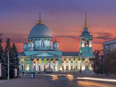 Обзорная экскурсия по Курску