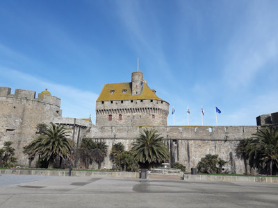 Сен-Мало - город корсаров, романтиков и авантюристов