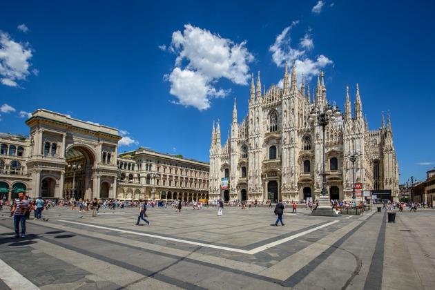 Онлайн-экскурсия «Милан — город-музей»