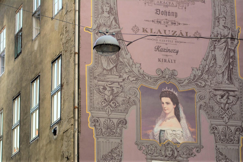 Онлайн-экскурсия: «Городская живопись Будапешта — Еврейский квартал»