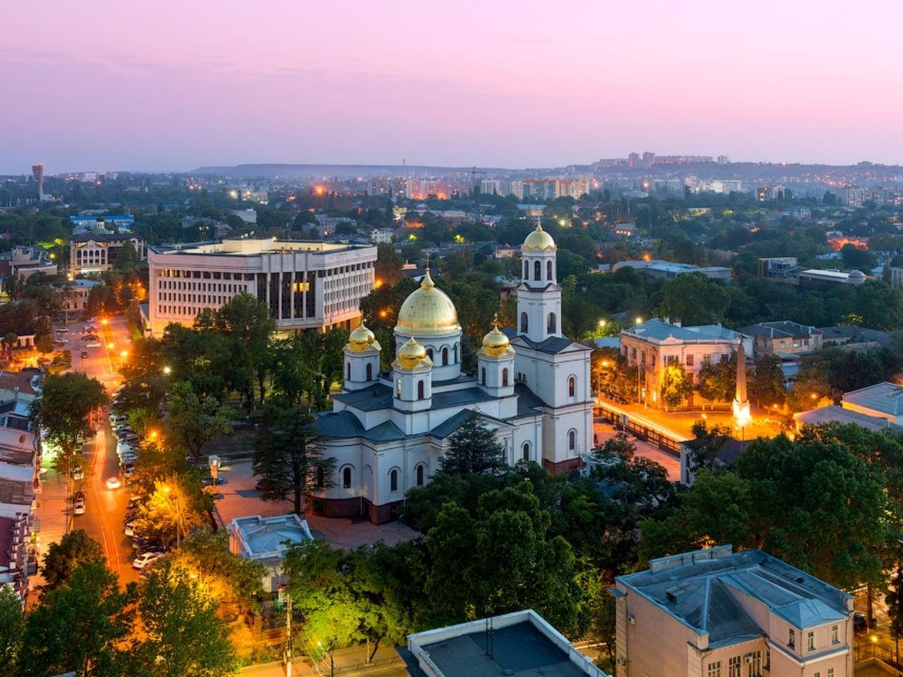 Экскурсии в Крыму - Симферополь