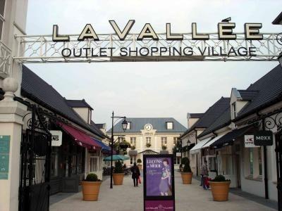 """Поездка в аутлет """"Vallée Village"""""""