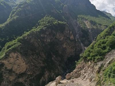 Золотое кольцо Северной Осетии: четыре ущелья