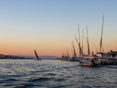 Вечерний круиз по Нилу с ужином и восточным шоу