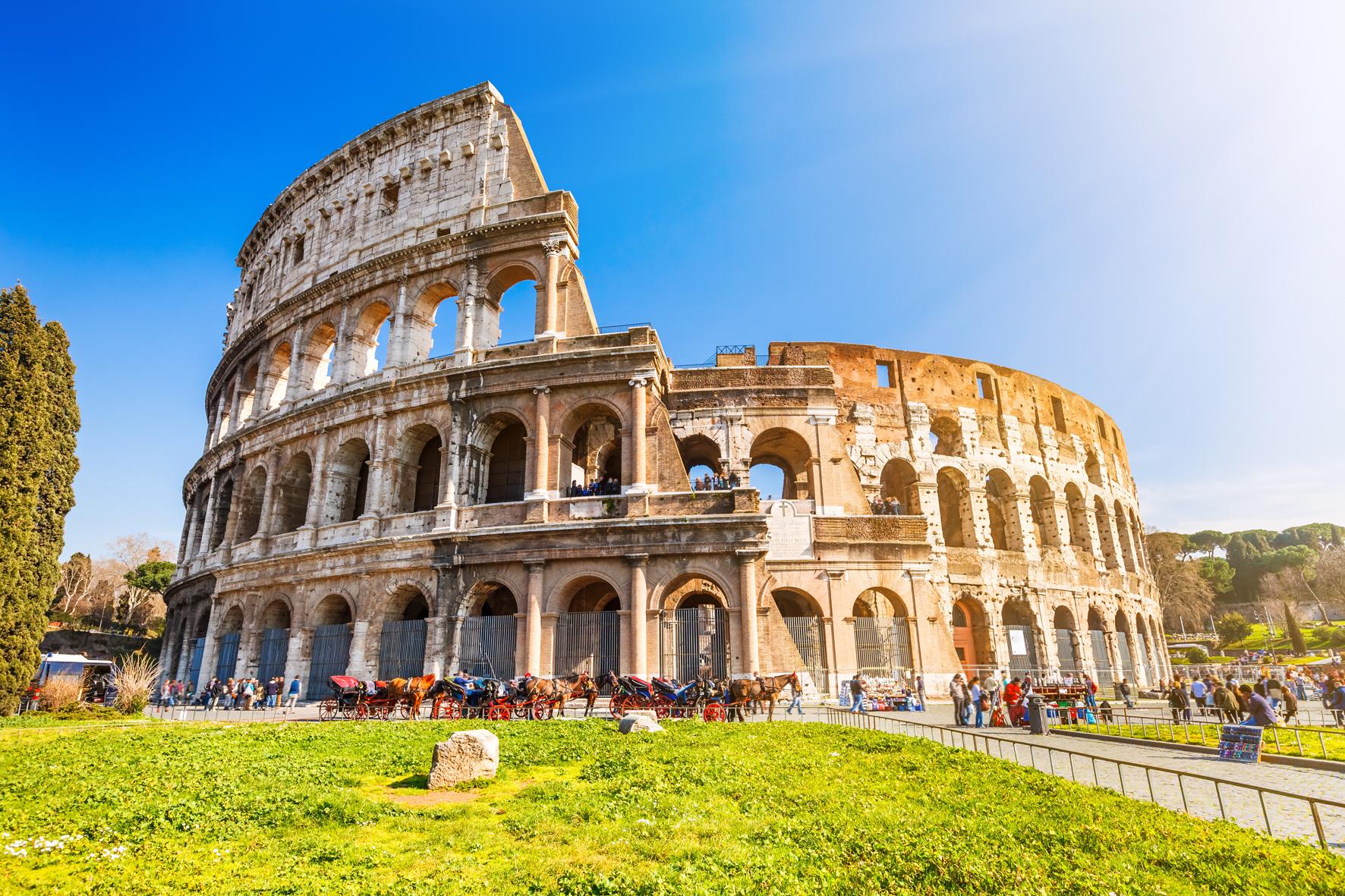 Экскурсии в Колизей