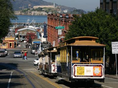Обзорная экскурсия. Сан-Франциско.