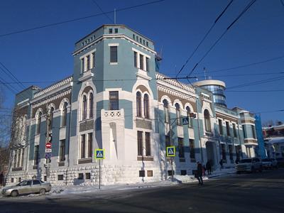 Град купеческий Самара