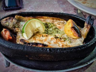 Пикник–рыбалка из Кемера