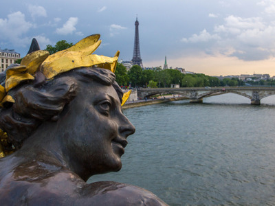 На автобусе по центру Парижа с посещением парфюмерного музея «Фрагонар»
