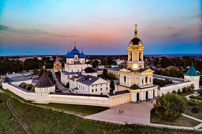 Пешеходная обзорная экскурсия по Серпухову