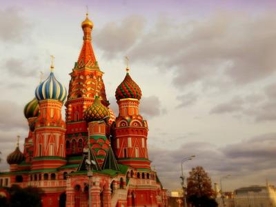 Пешеходная обзорная экскурсия по Москве