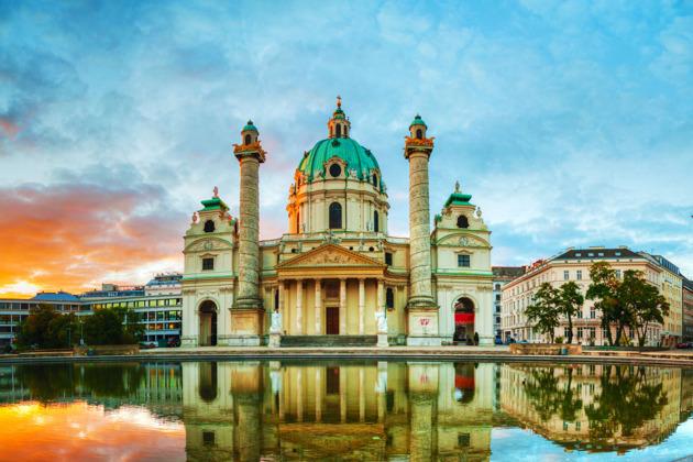 Обзорная экскурсия по Вене за 3 часа (ПН, СР, СБ)