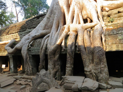 Ангкор. Лучшие храмы.