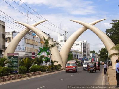 Обзорная экскурсия по Момбасе
