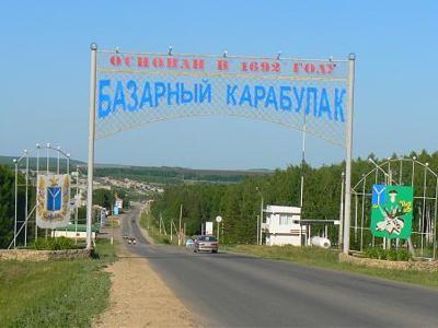 «За серебряной водой» в Базарно-Карабулакский район