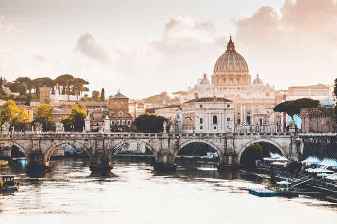 Индивидуальная обзорная экскурсия «Здравствуй, Рим!»