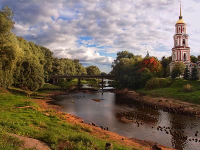Новгородские земли: Старая Русса, Коростынь, Ильмень