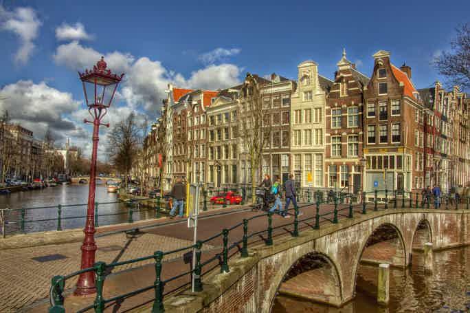 Групповая обзорная экскурсия «Амстердам для своих»