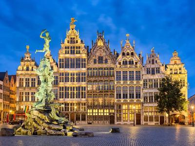 Бельгия для своих. Большой Антверпен