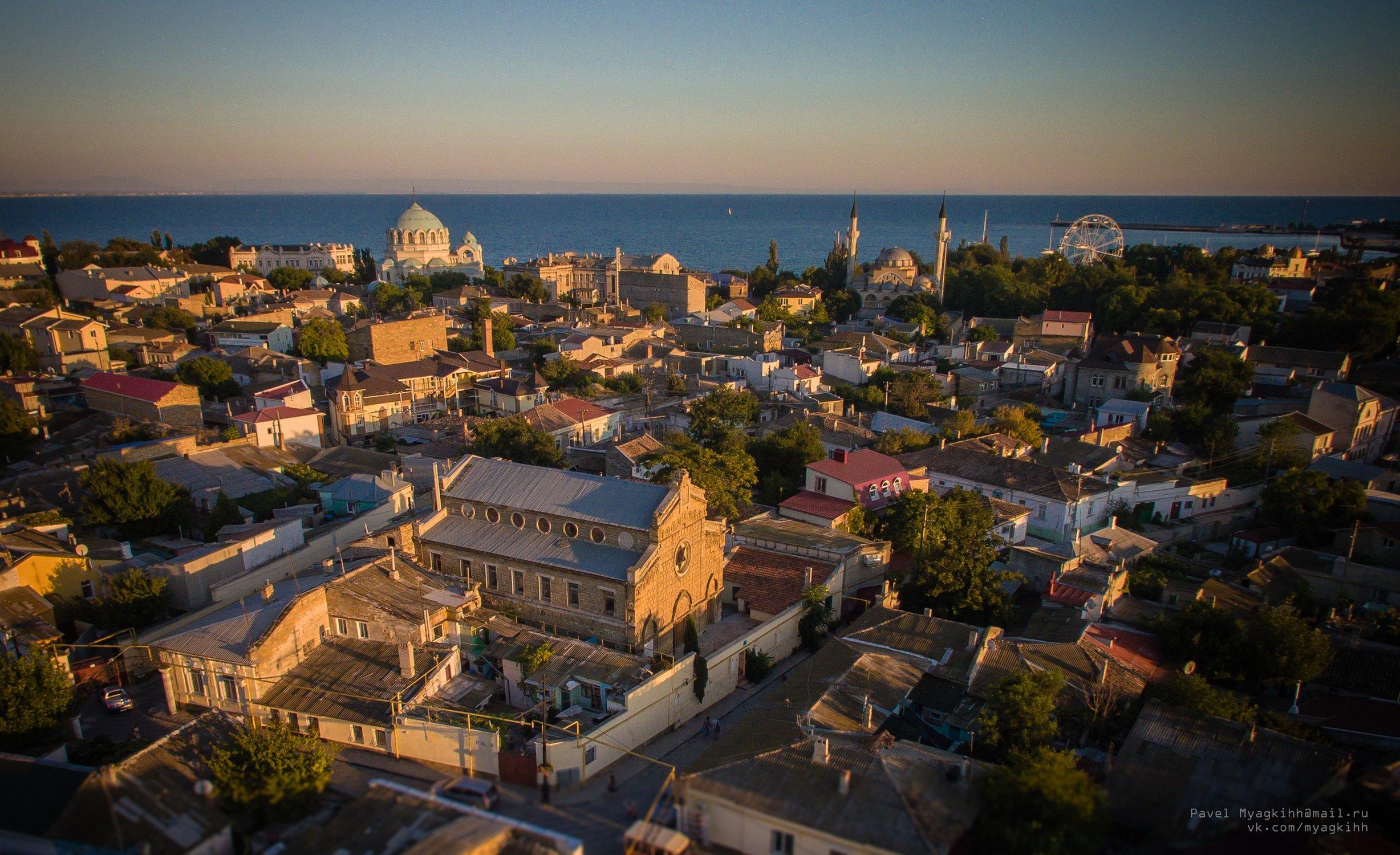Экскурсии в Крыму - Евпатория