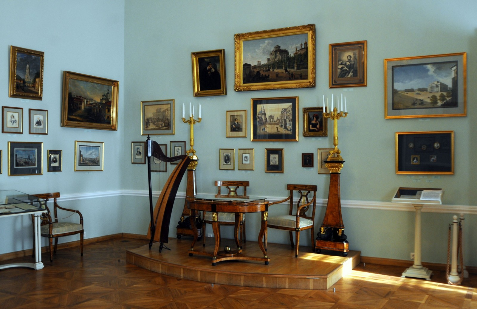 Музей пушкина в пушкине