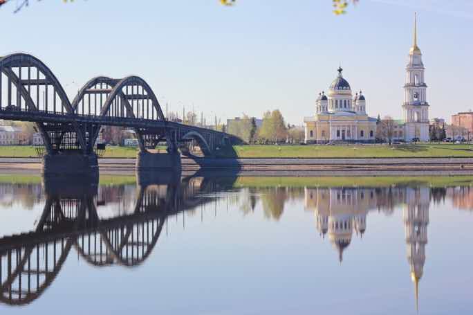 Обзорная экскурсия по Рыбинску