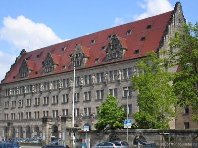 Экскурсия в Нюрнберге по следам Третьего Рейха