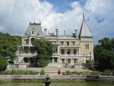 Массандровский дворец: аудиоэкскурсия по залам дворца-музея