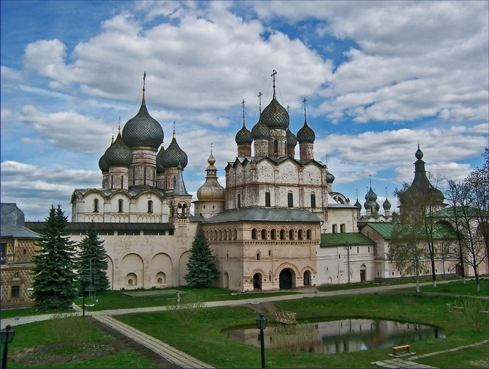 Ростовский кремль часы работы