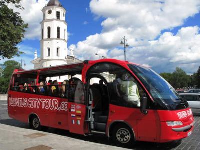 Автобусный тур с аудиогидом по Вильнюсу