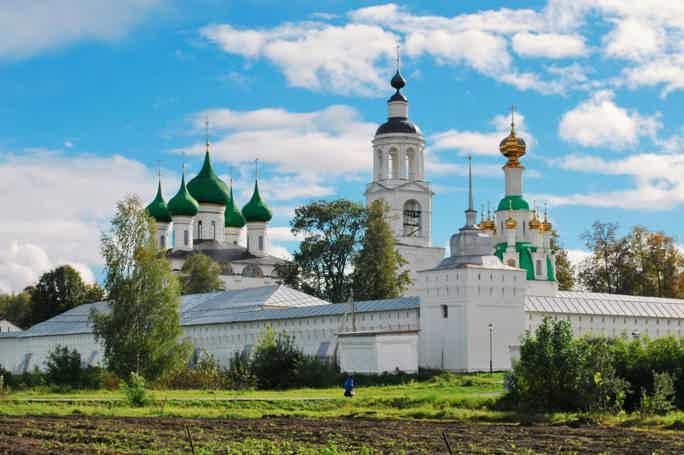 Путешествие в Толгский монастырь