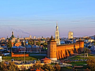 Коломенский Кремль и Посад