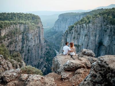 2 каньона: Тазы-каньон на джипах + рафтинг в Кёпрюлю-каньоне из Кемера