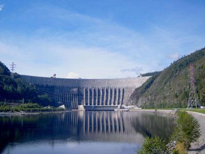 Индивидуальная экскурсия на Саяно-Шушенскую ГЭС