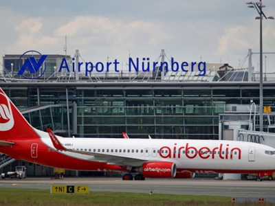Трансфер из аэропорта Нюрнберга до отеля
