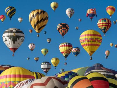 Экскурсия на фестиваль воздушных шаров
