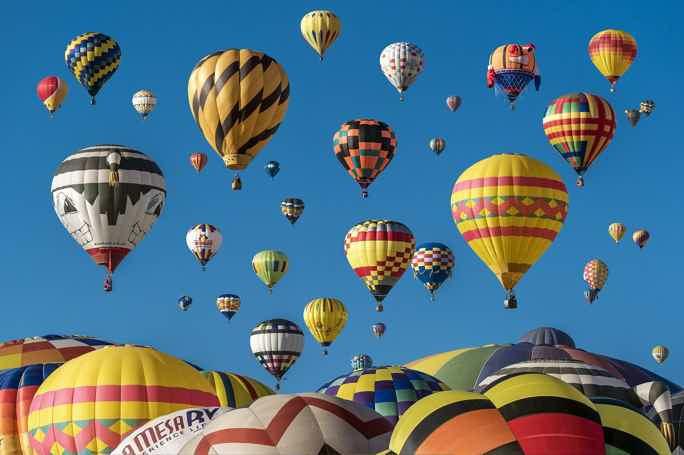 Экскурсия на фестиваль воздушных шаров у Белой скалы