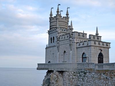 Дворцы и замки Южного берега Крыма: Алупка, Ливадия, Ласточкино гнездо