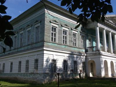 Провинциальная усадьба Спасское-Куркино